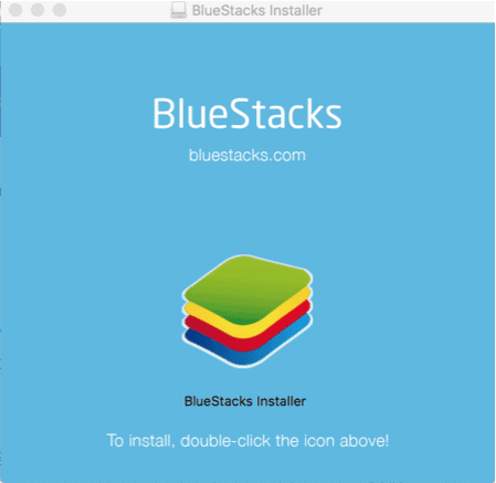 Bluestacks on yosemite os