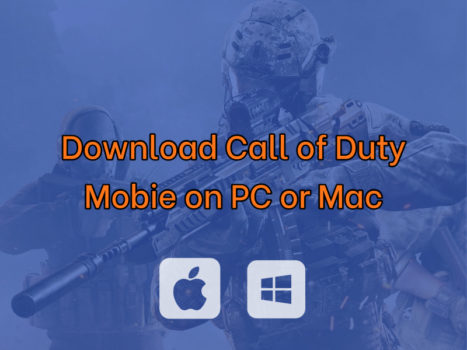 Download Call of Duty Mobile on PC or Mac