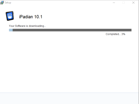 Installing iPadian on Windows 10 PC