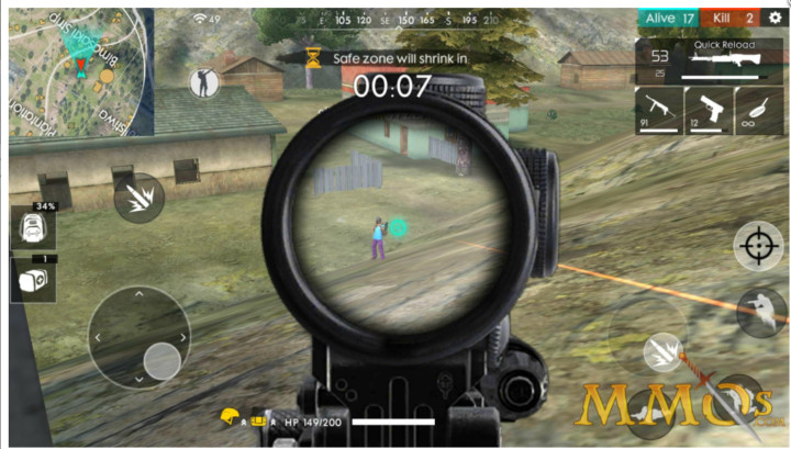 Garena Free Fire game Play on Windows 10 PC