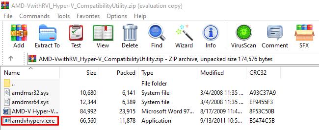 Installing AMD-V