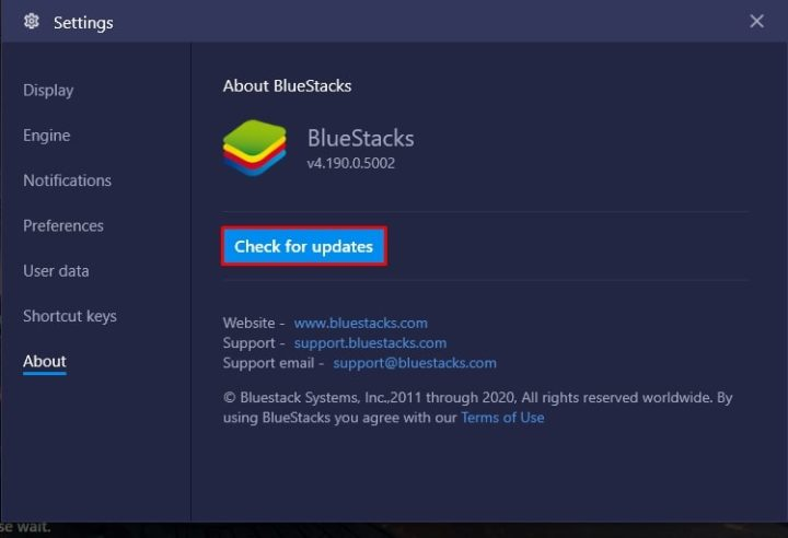 Make Bluestacks Faster